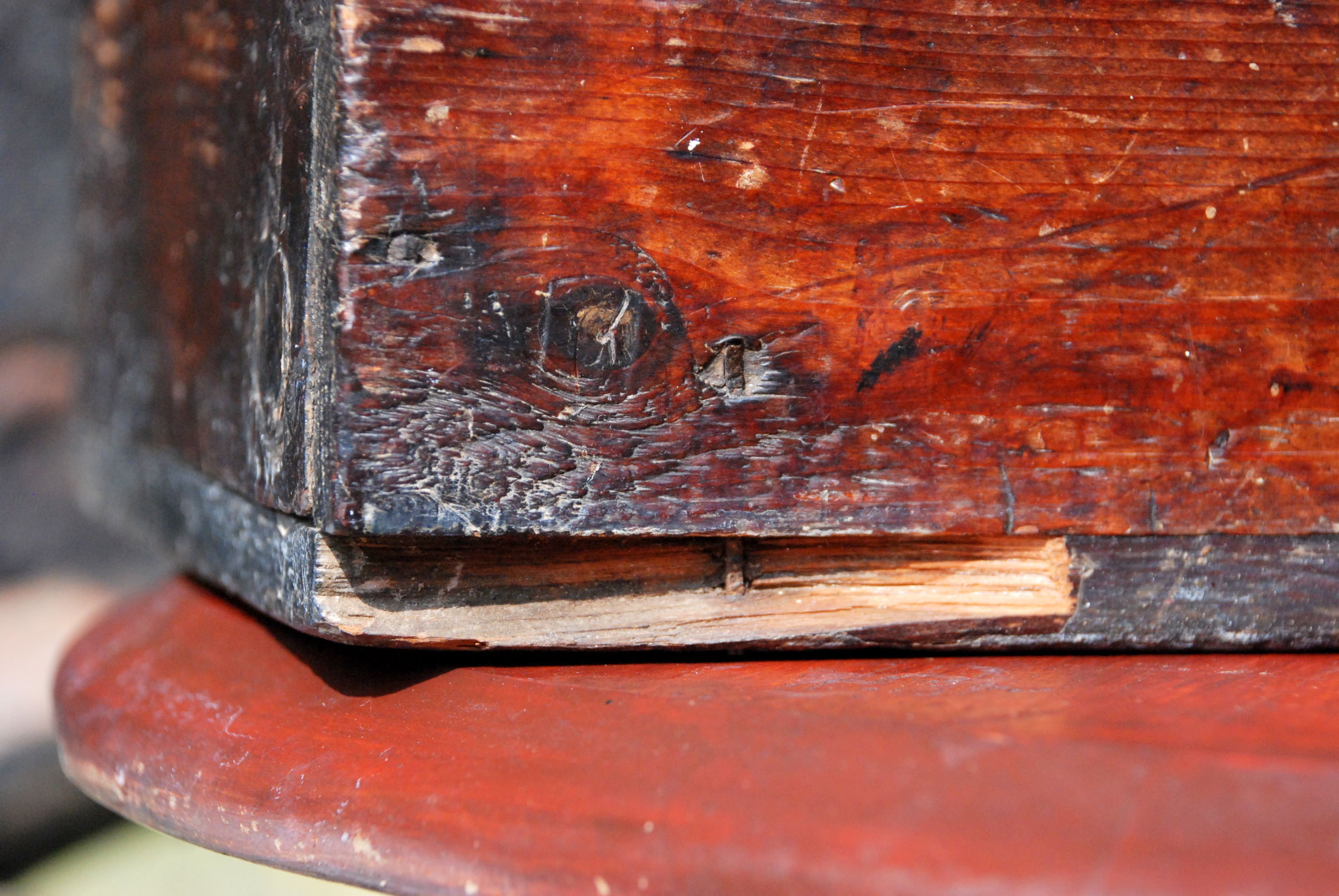 Help Identifying Old Box : General Woodworking ...