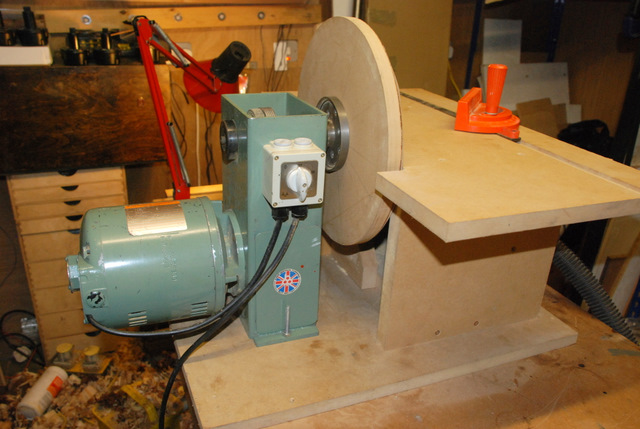 Horizontal Disc Sander General Diy Discussions Diy