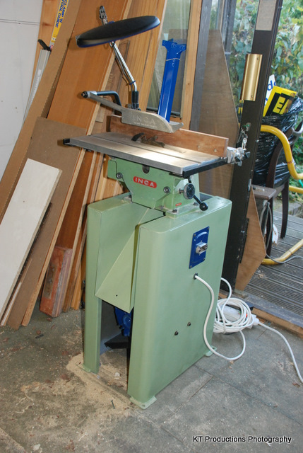 Inca Table Saw odds and ends inca table saw and jointer ...
