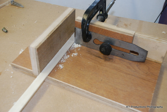 stringing thicknesser jig