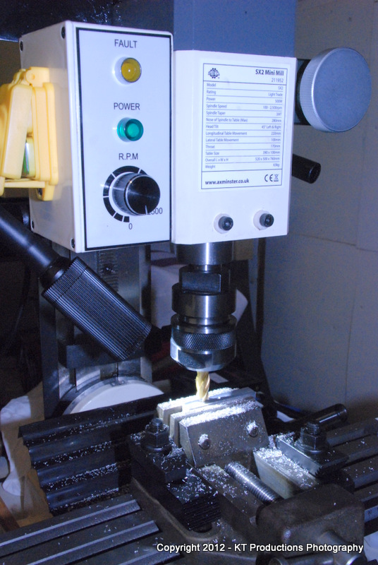 Milling with the SX2
